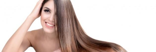 Mechas para pelo castaño