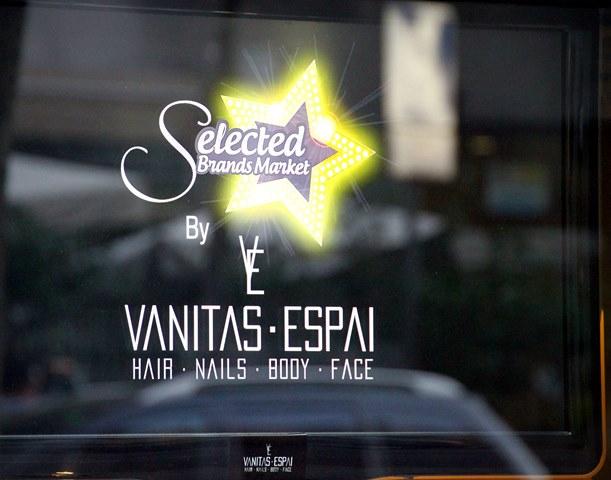 Selected Brands Market en Vanitas Espai