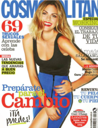Cosmopolitan 08.2013