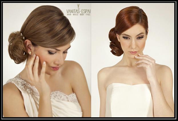 Galerry peinados romanticos novia