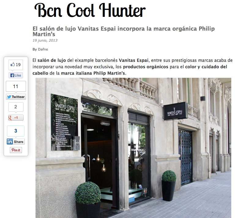 BCN Cool Hunter 19.06.2013