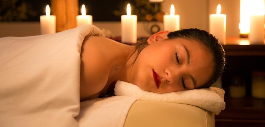 masaje estrés barcelona