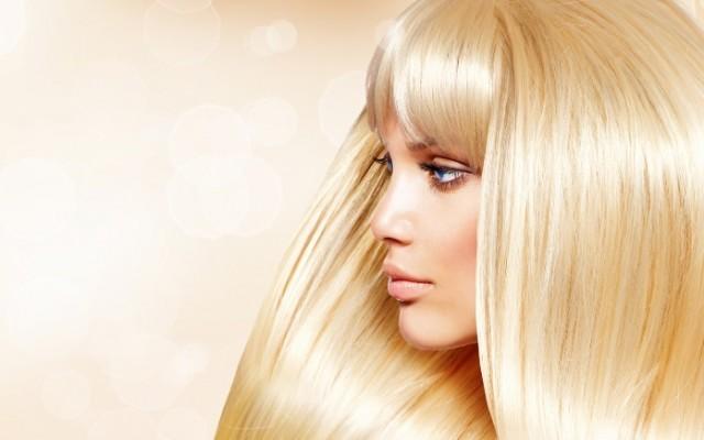 Tratamiento natural para cabello liso sedoso
