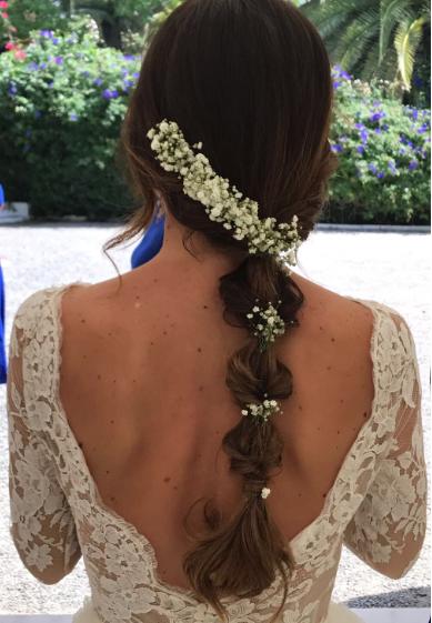 ideas de recogidos para bodas