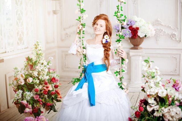 Peinados para novia 2014