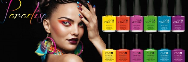CND Summer Paradise Collection
