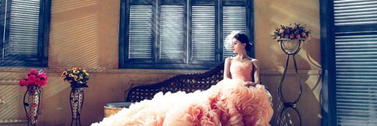 recogidos novia moda