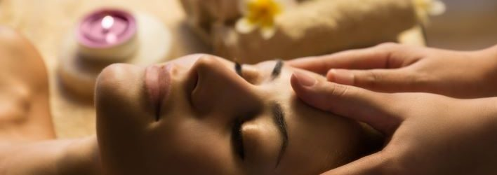masaje facial barcelona