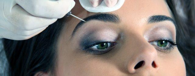 Micropigmentación de cejas