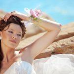 Maquillaje para novias 2018: strobing, aerógrafo y naturalidad