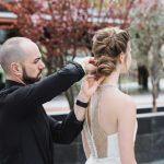 Tendencias de peinados para novias en 2018