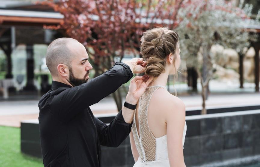 Tendencias De Peinados Para Novias En 2018 Vanitas Espai