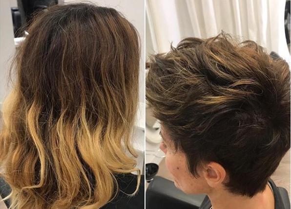 tips para llevar pelo corto