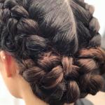 Peinados con trenzas: Tendencias 2019