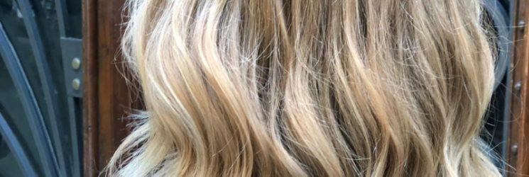 peinados media melena para el verano